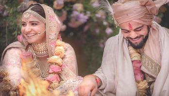 Virat weds Anushka
