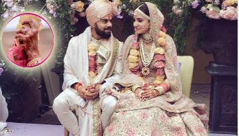 Virat takes 3 months to find Anushka's engagement ring