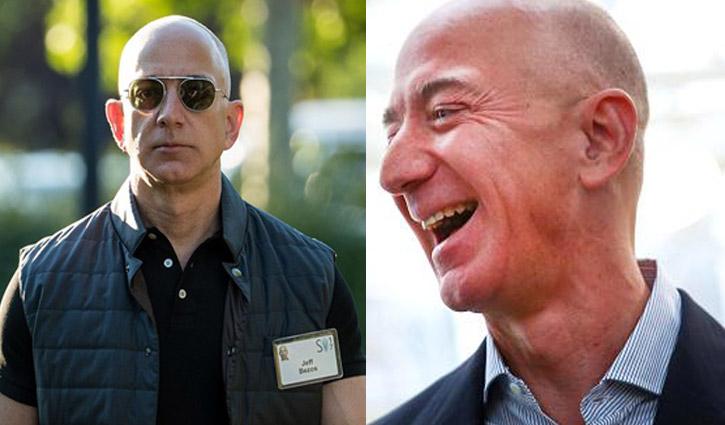 Jeff Bezos Becomes Richest Man Unseating Bill Gates
