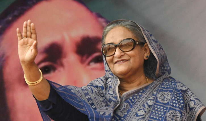 PM opens 8 new police stations in Rajshahi