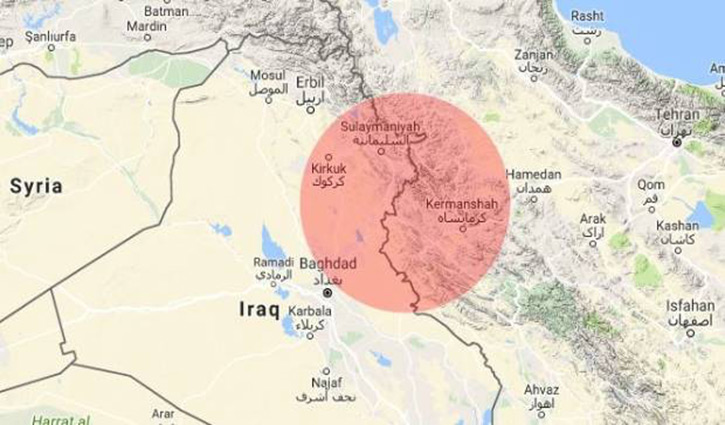 Six quakes hit iran iraq border gumiabroncs Gallery
