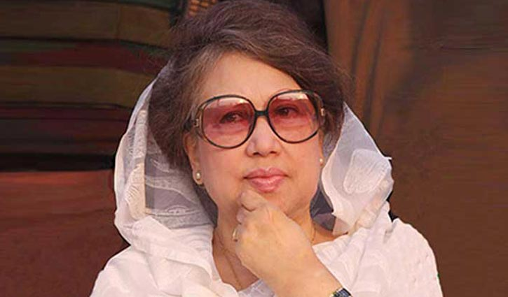 Petition filed for producing Khaleda before court