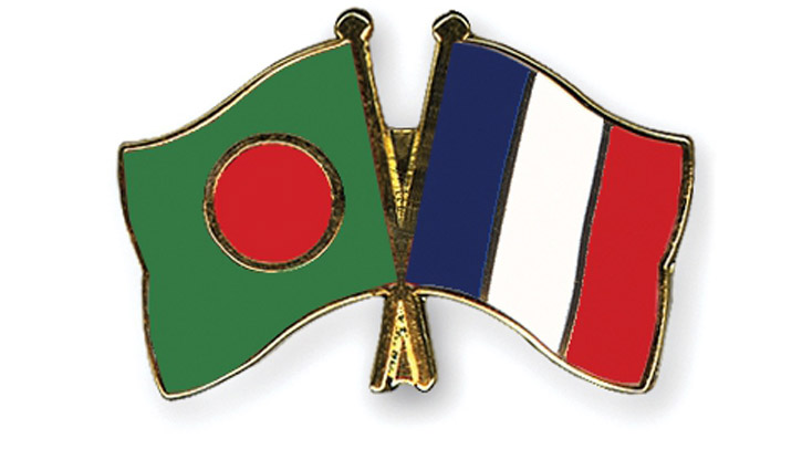 Dhaka, Paris to float joint commission to boost economic ties