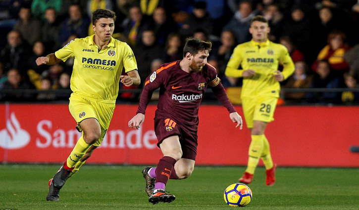 fb7cf2275ad Sports Desk  Lionel Messi matched Gerd Muller s long-standing record for  scoring the most goals for one club in the top five European leagues on  Sunday