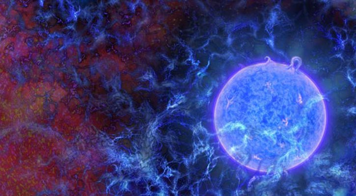 Signal detected from 'cosmic dawn'