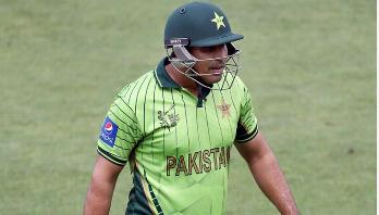 Nasir Jamshed handed one-year ban