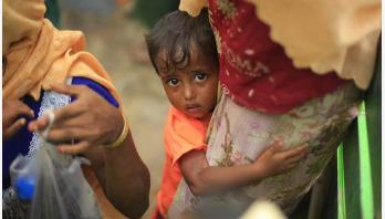 'মিয়ানমারে ৭০০ শিশুসহ ৬৭০০ রোহিঙ্গাকে হত্যা করা হয়েছে'