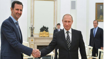 Putin orders beginning of withdrawal from Syria