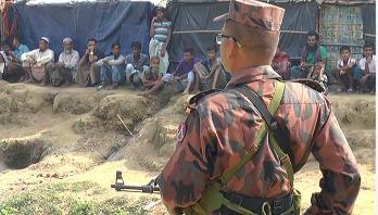 Tension on border as Myanmar deploys troops, BGB on alert