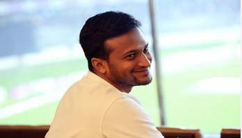 Shakib out of 2nd T20 too