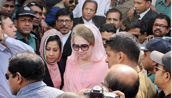 Khaleda to appear court Tuesday