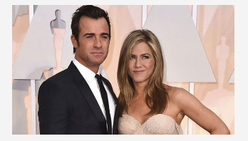 Jennifer Aniston, Justin Theroux split