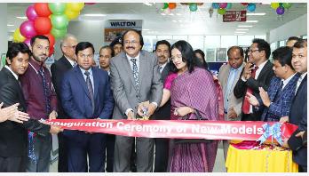NBR Chairman inaugurates Walton Inverter technology fridge, AC
