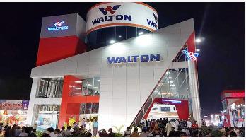 Bonanza in fridge & TV sales at Walton Pavilion in extended DITF