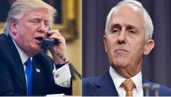 President Trump, Australia PM have 'worst call'