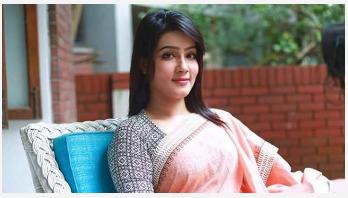 Police submits report on actress Mahi, Shawon