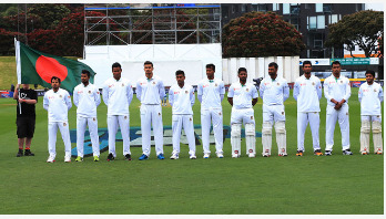 Bangladesh team arrive Hyederabad