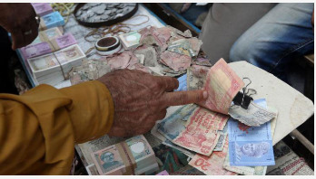 33% Banknote damages due to negligence