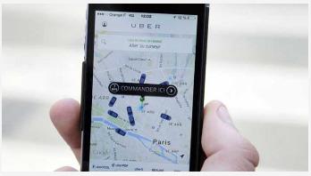 Man sues Uber for revealing affair