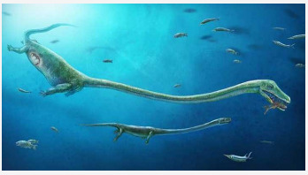 First live birth evidence in dinosaur relative
