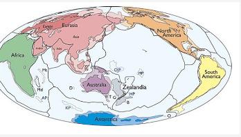 জিল্যান্ডিয়া: পৃথিবীর লুকানো মহাদেশ!