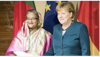 PM seeks global support to shift Myanmar refugees