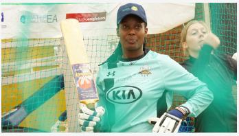 Uwamahoro sets World Cricket batting record