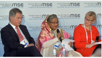 'জলবায়ু পরিবর্তন মোকাবিলায় সম্মিলিত পদক্ষেপ নিতে হবে'