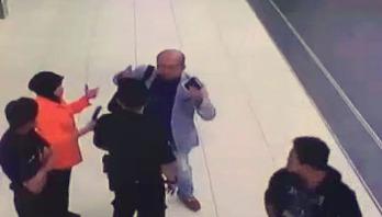 Kim Jong Nam killing caught on video