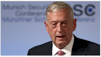 US defence secretary rules out seizing Iraq's oil