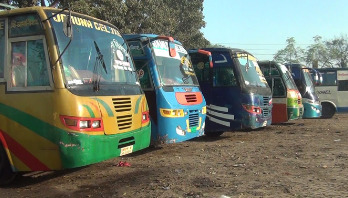 Indefinite transport strike begins in 10 dists