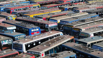 Transport strike in 10 districts withdrawn