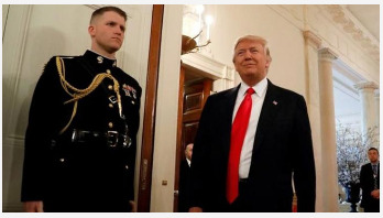 Trump to increase military spending