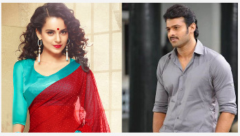 Kangana opens up on her differences with Prabhas