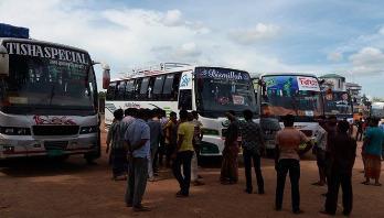 Transport strike: Suffering knows no bound