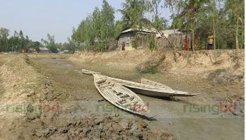 খননের অভাবে বিপন্ন হবিগঞ্জের  নদী-খাল