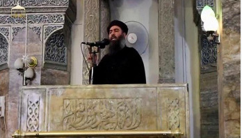 IS Chief fled Mosul, focusing on own survival