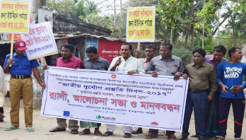 National Disaster Preparedness Day observed