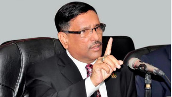AL has no fear or love to India: Obaidul