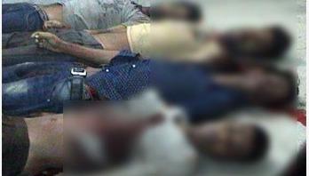 4 killed in Meherpur 'gunfight'