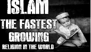Islam will be largest religion in the world by 2070