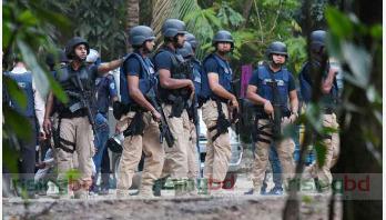 Four militants killed at Ctg drive