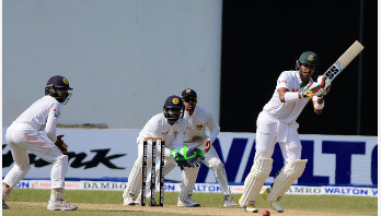 100th Test: Tigers need 27 to win