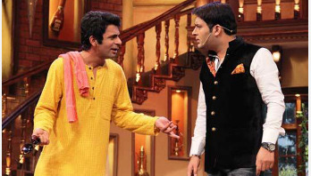 Comedian Kapil allegedly beats up Sunil