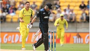 Australia-NZ 2nd ODI abandoned due to rain