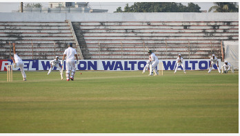 Walton Central Zone in batting against East Zone