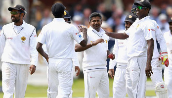 Sri Lanka Test squad against Bangladesh announced