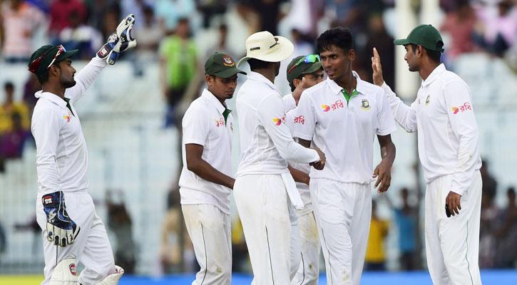 Rubel, Mustafizur return to Test squad for Sri Lanka series