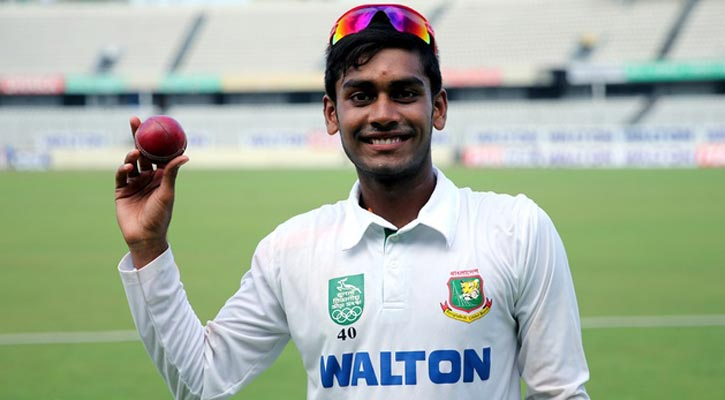 Miraz cricinfo's debutant of the year