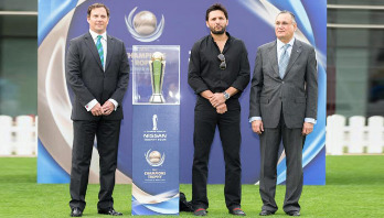 ICC Champions Trophy to reach Dhaka Mar 18